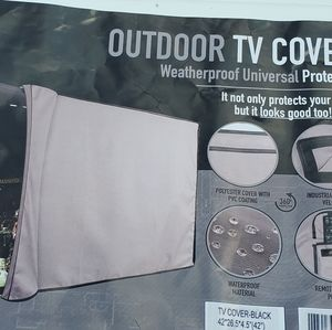 NWT KHOMO Gear Outdoor TV Cover Weatherproof